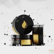 Nanoil máscaras de queratina